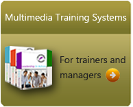 Multimedia Training Programs For Leadership, Management and Sales Teams