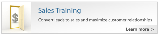 Sales Training To Increase Sales Performance